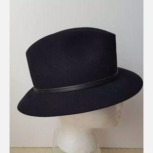 Vintage Dobbs Fifth Avenue Peller & Mure felt hat